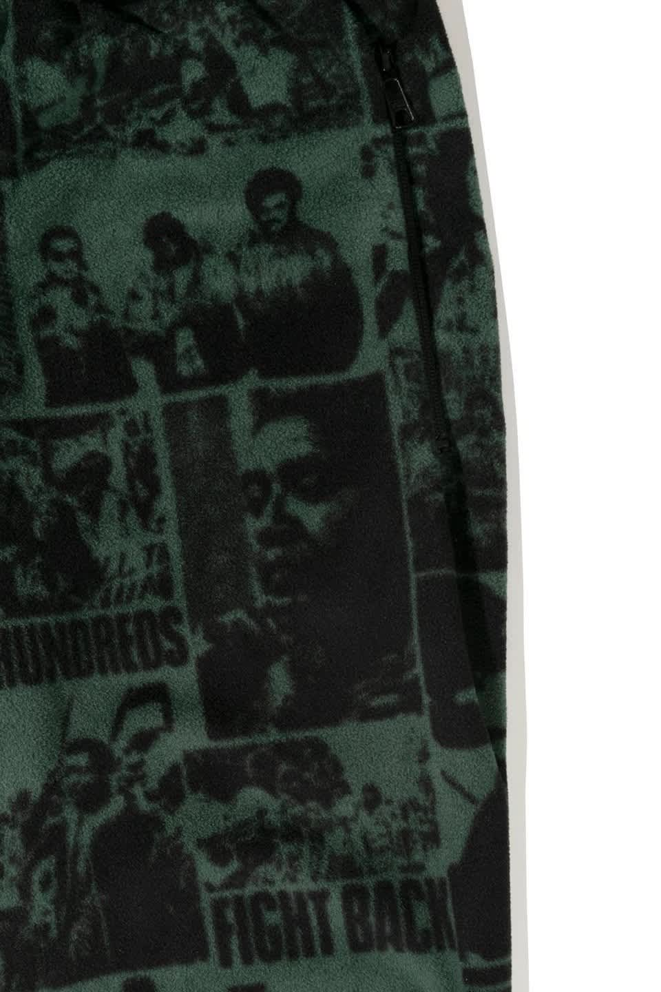 The Hundreds Resist Sweatpants - Hunter Green   Sweatpants by The Hundreds 2