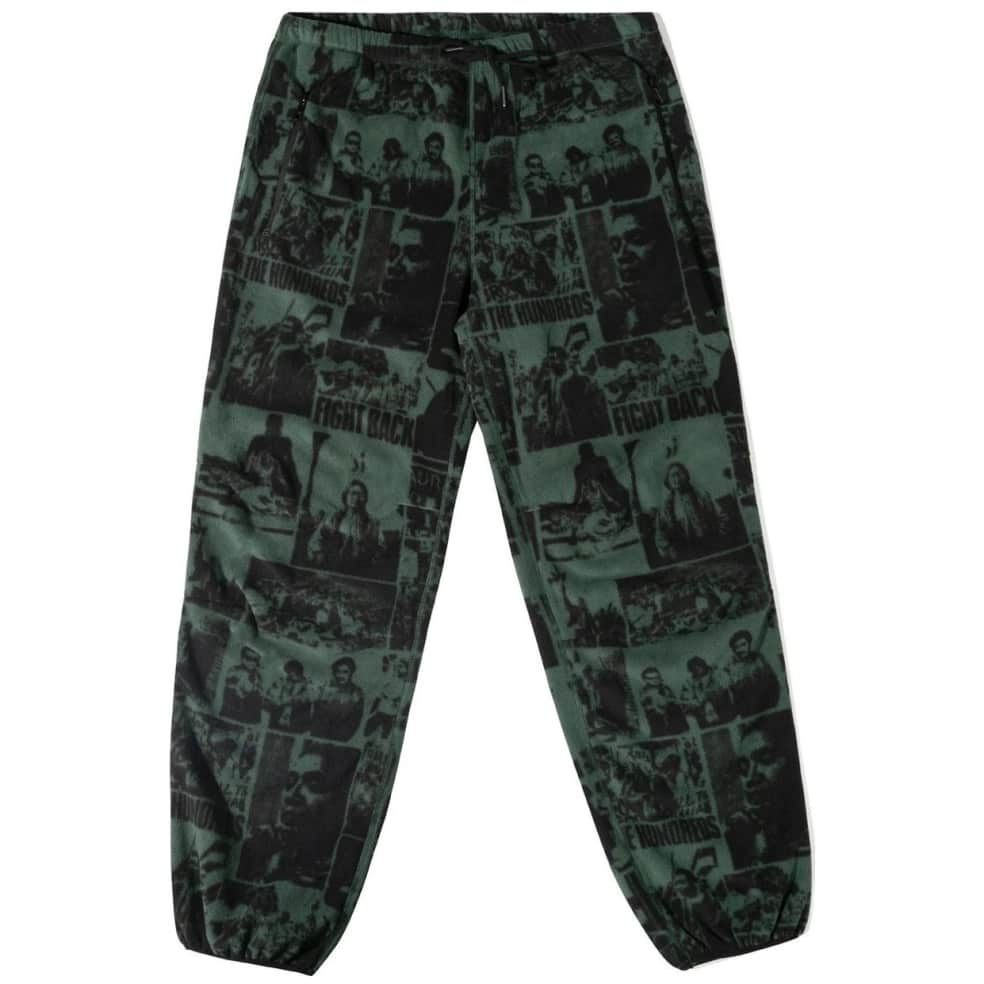 The Hundreds Resist Sweatpants - Hunter Green   Sweatpants by The Hundreds 1