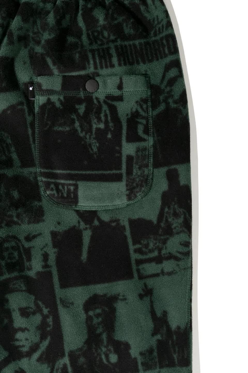 The Hundreds Resist Sweatpants - Hunter Green   Sweatpants by The Hundreds 3