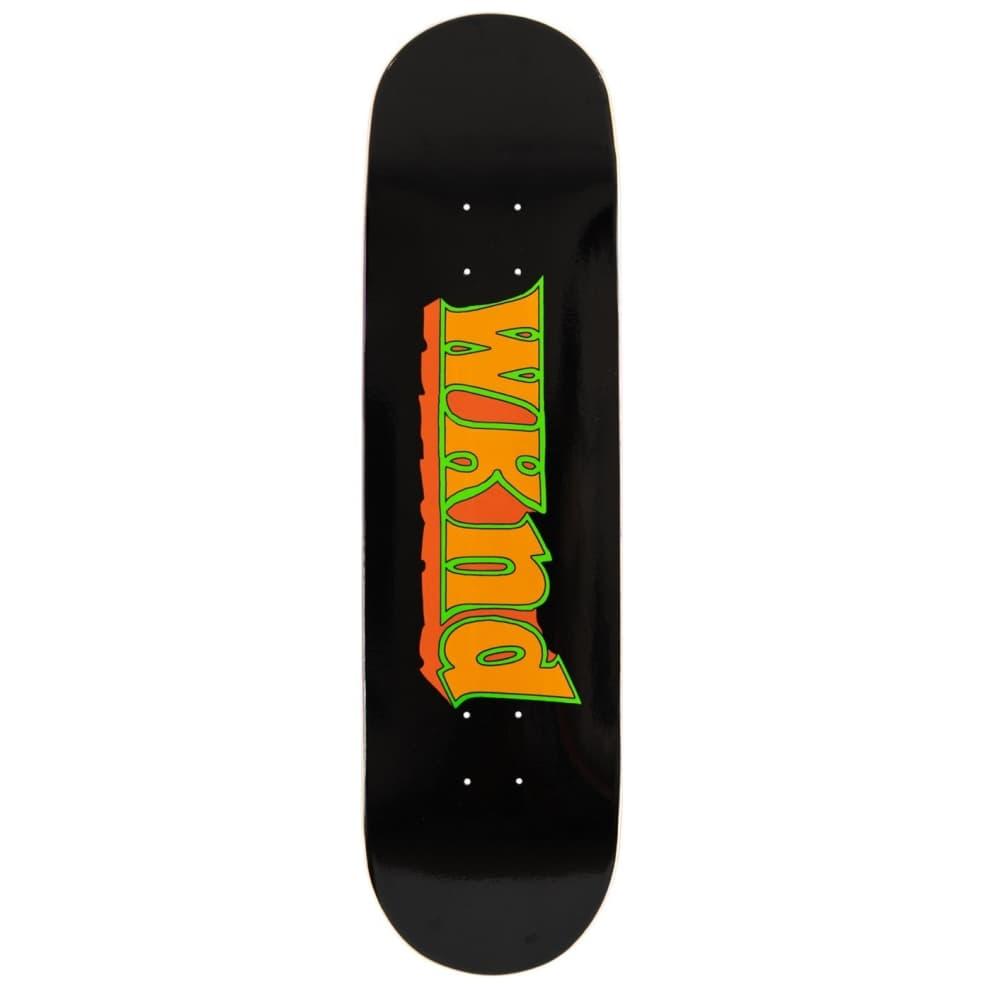 "WKND Good Times Black Skateboard Deck - 8.0BP"" | Deck by WKND 1"