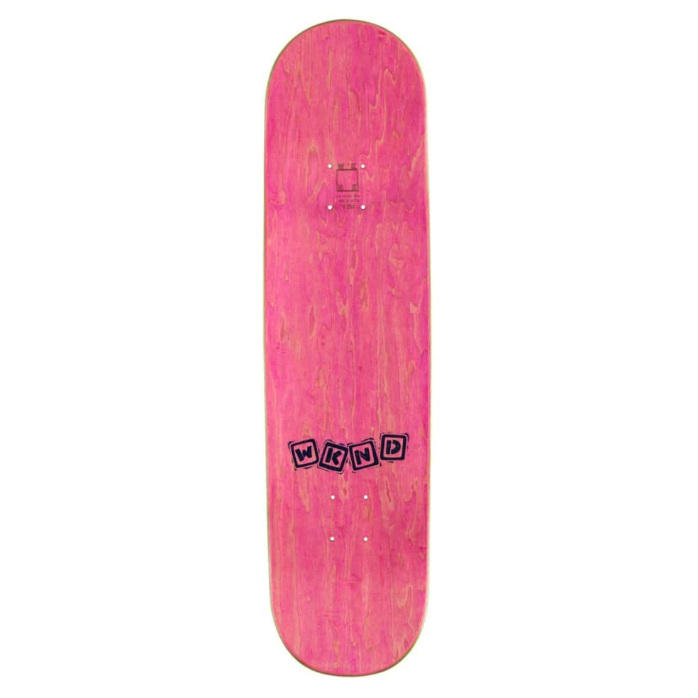 "WKND ""Water"" Jordan Taylor Skateboard Deck - 8.25""   Deck by WKND 2"