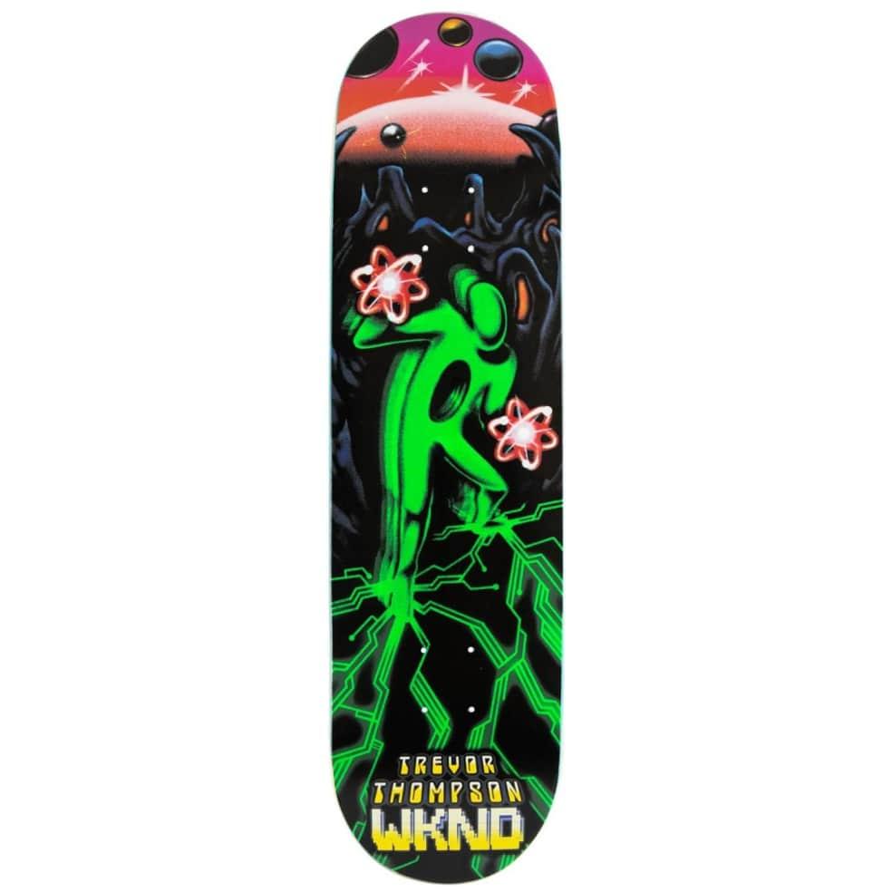 "WKND ""Collider"" Trevor Thompson Skateboard Deck - 8.0BP"" | Deck by WKND 1"
