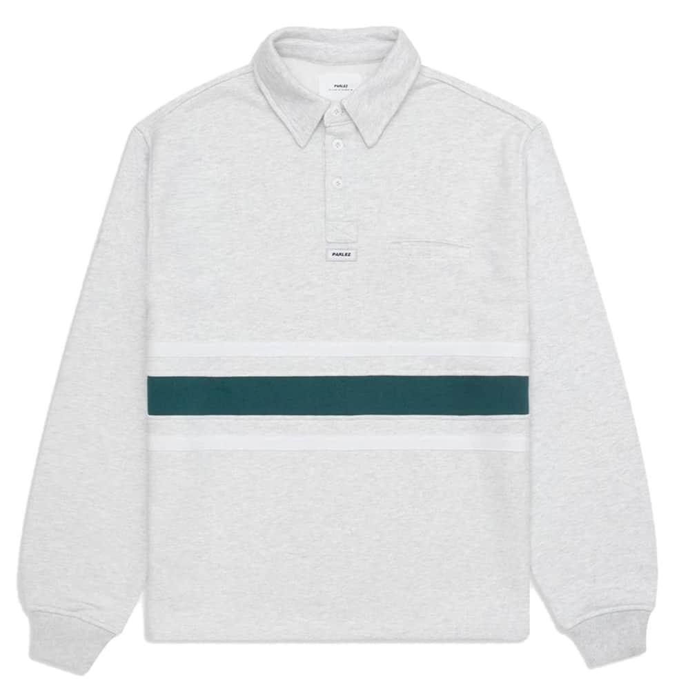 Parlez Prout Rugby Shirt - Heather | Sweatshirt by Parlez Clothing 1