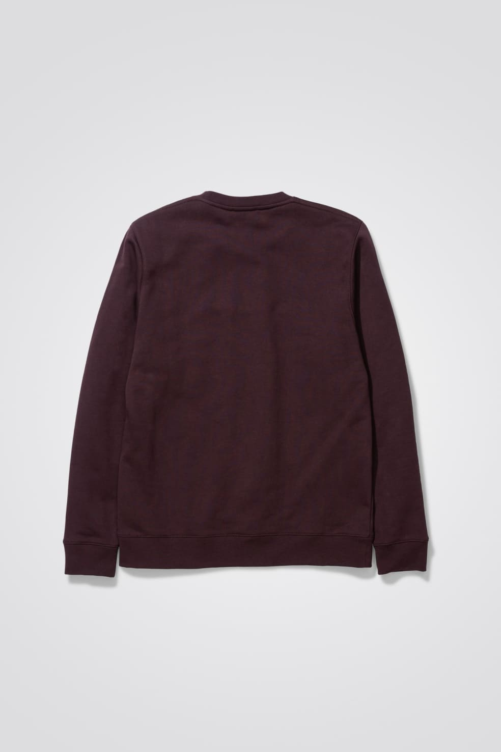 Norse Projects Vagn Classic Crew - Eggplant | Sweatshirt by Norse Projects 2