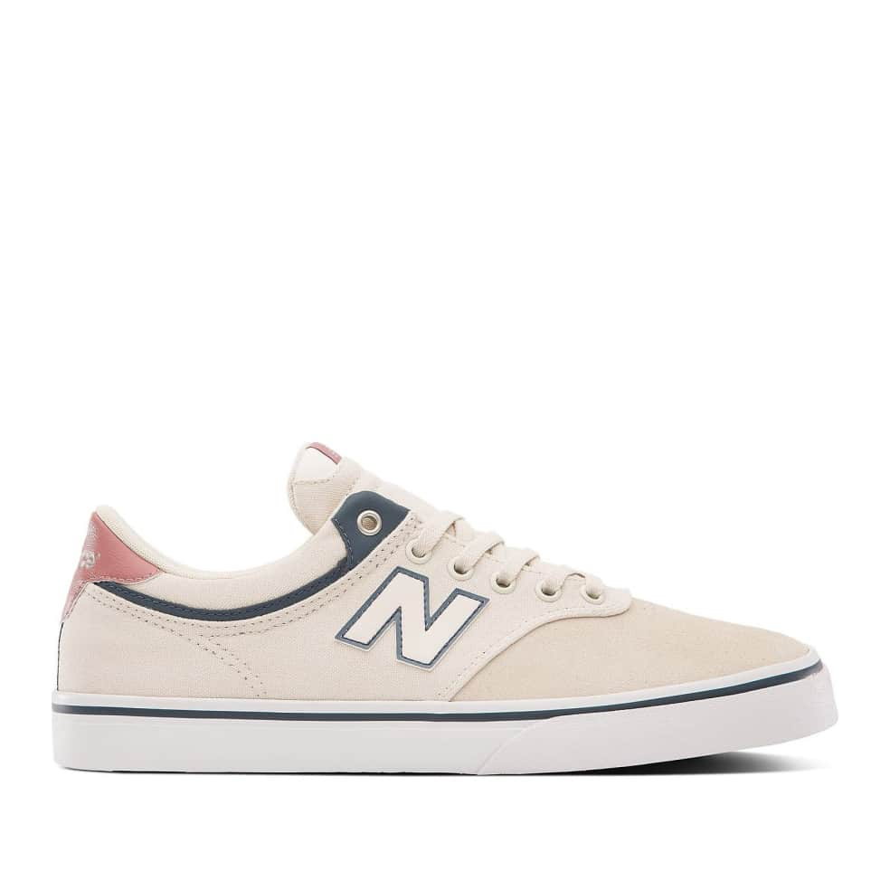 New Balance Numeric NM255 Shoes - White / Grey   Shoes by New Balance Numeric 1