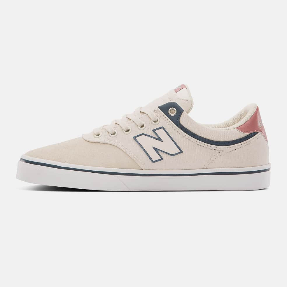 New Balance Numeric NM255 Shoes - White / Grey   Shoes by New Balance Numeric 3