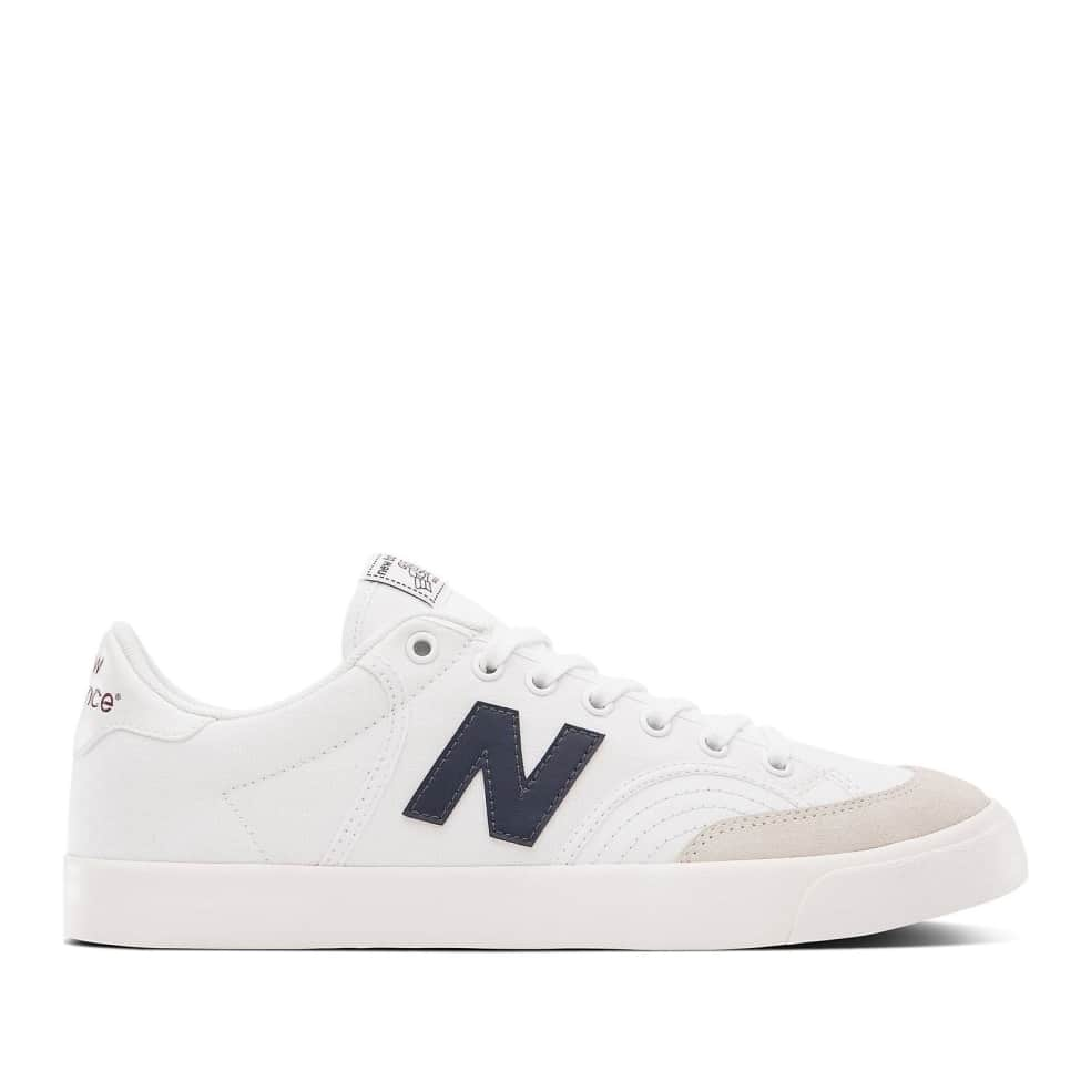 New Balance Numeric NM212 Shoes - White / Navy   Shoes by New Balance Numeric 1