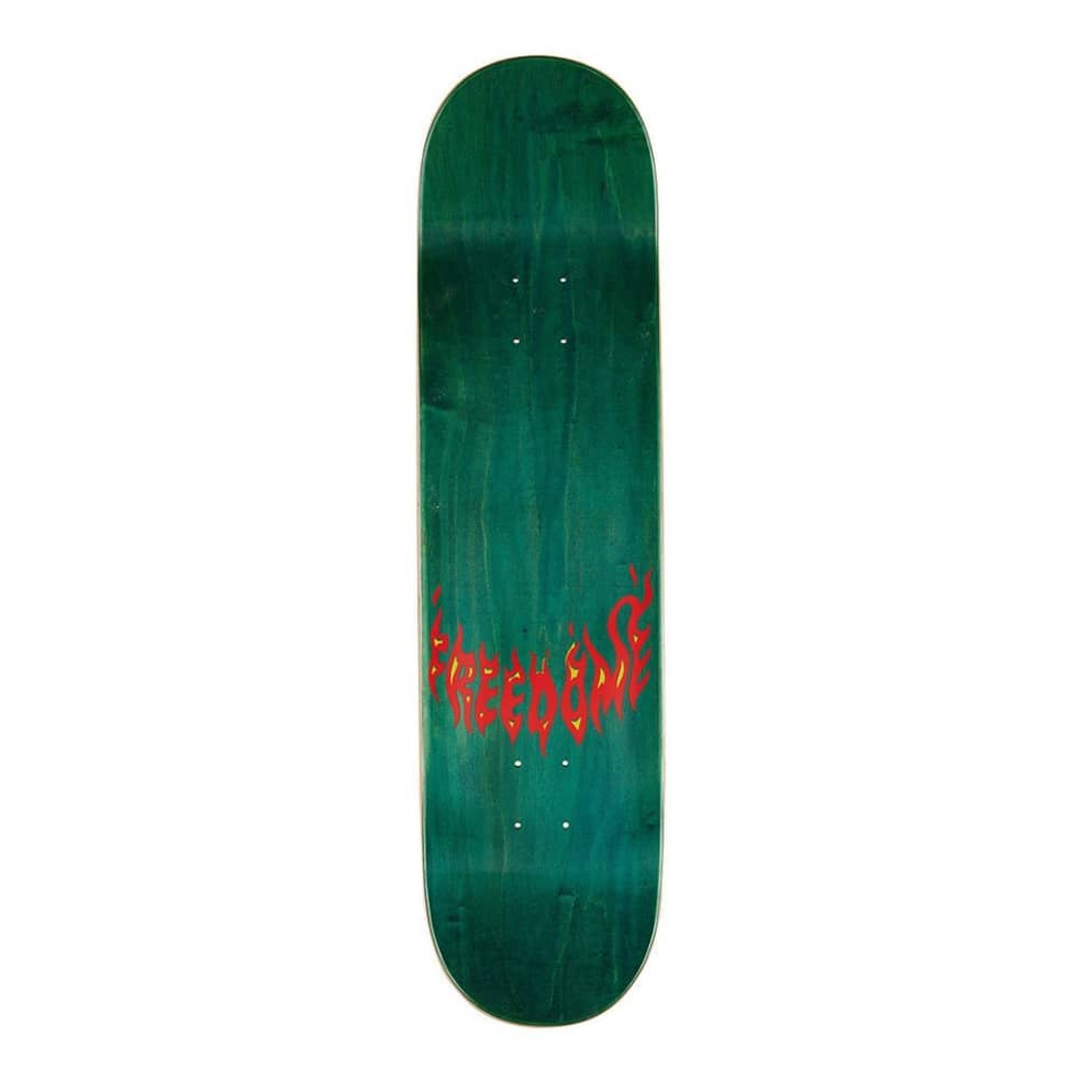 """Free Dome Pedro Barros Guest Skateboard Deck - 8.25"""" 