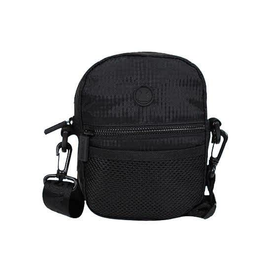 The BumBag Co Staple Compact Shoulder Bag - Black | Shoulder Bag by The Bumbag Co 1