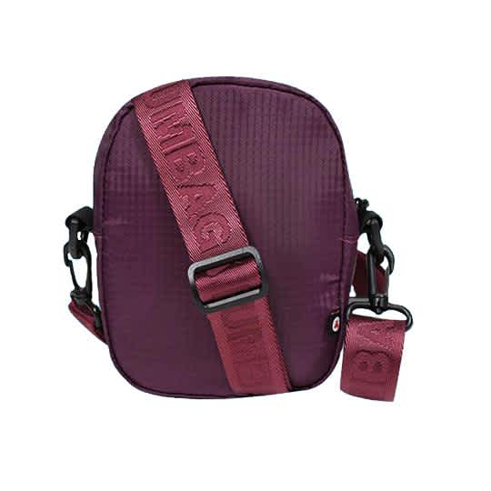 The BumBag Co Staple Compact Shoulder Bag - Maroon   Shoulder Bag by The Bumbag Co 2