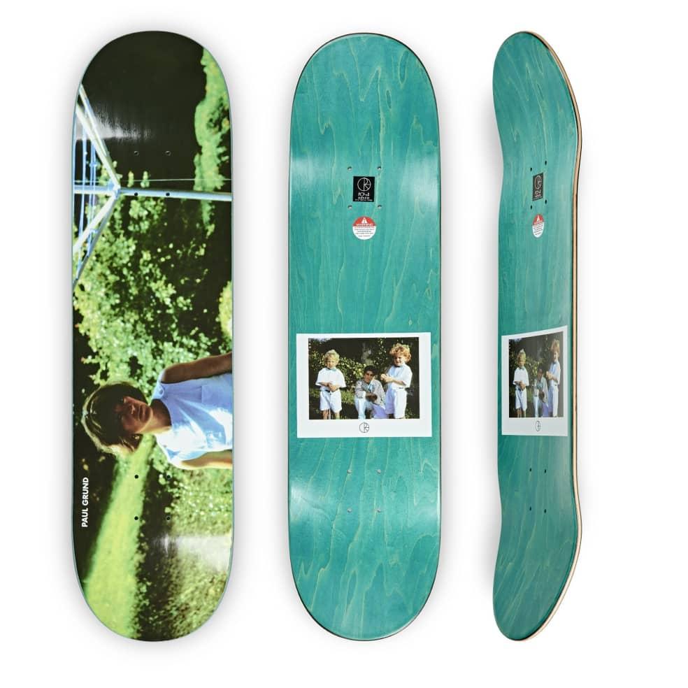 "Polar Paul Grund Nicole Skateboard Deck - 8""   Deck by Polar Skate Co 2"