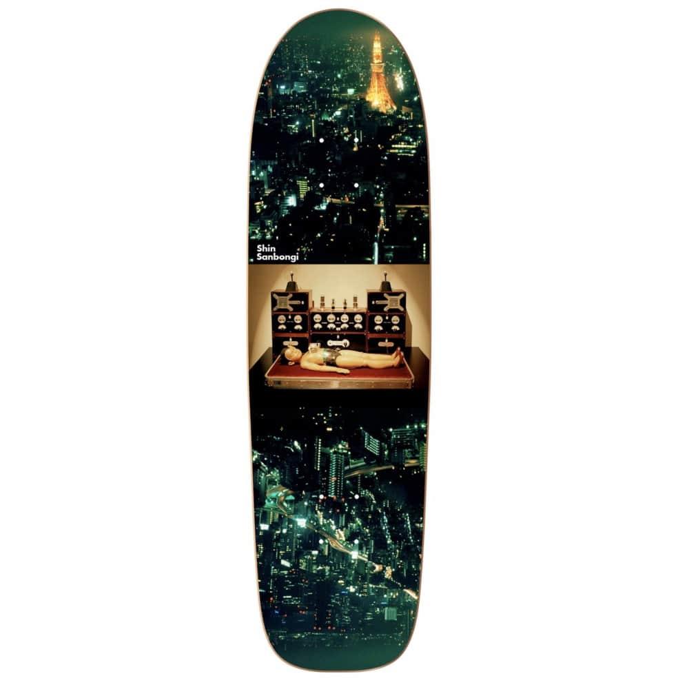 Polar Shin Sanbongi Astro Boy Skateboard Deck (Surf JR Shape) - 8.75 | Deck by Polar Skate Co 1