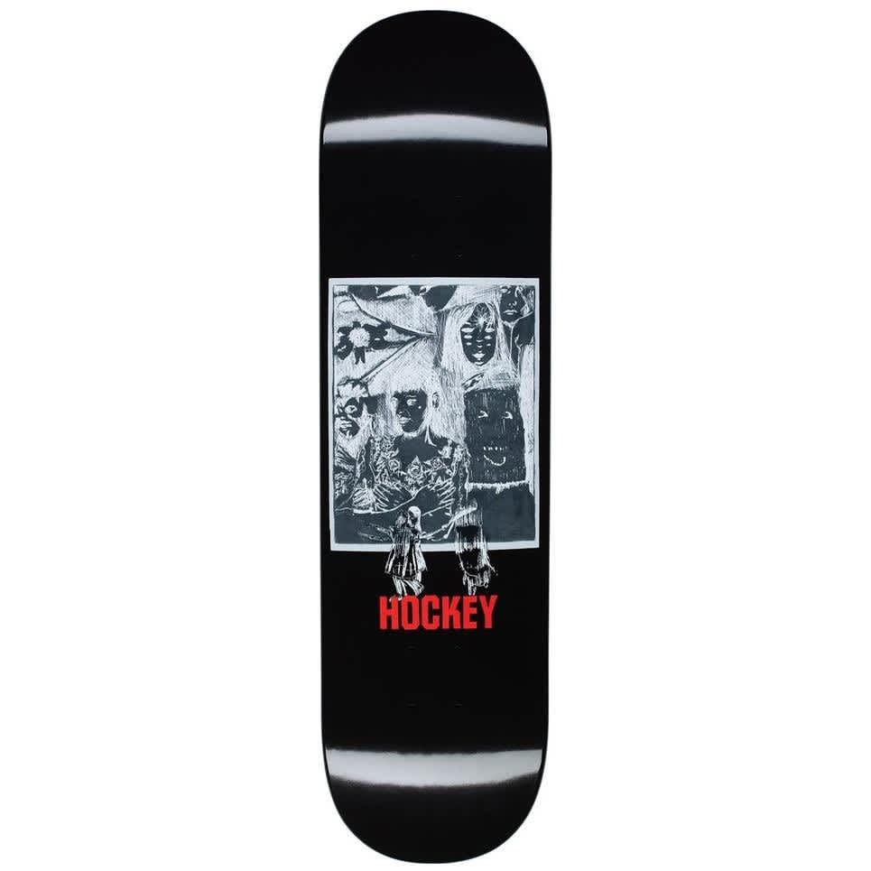 "Hockey Rosie Skateboard Deck - 8.25"" | Deck by Hockey Skateboards 1"