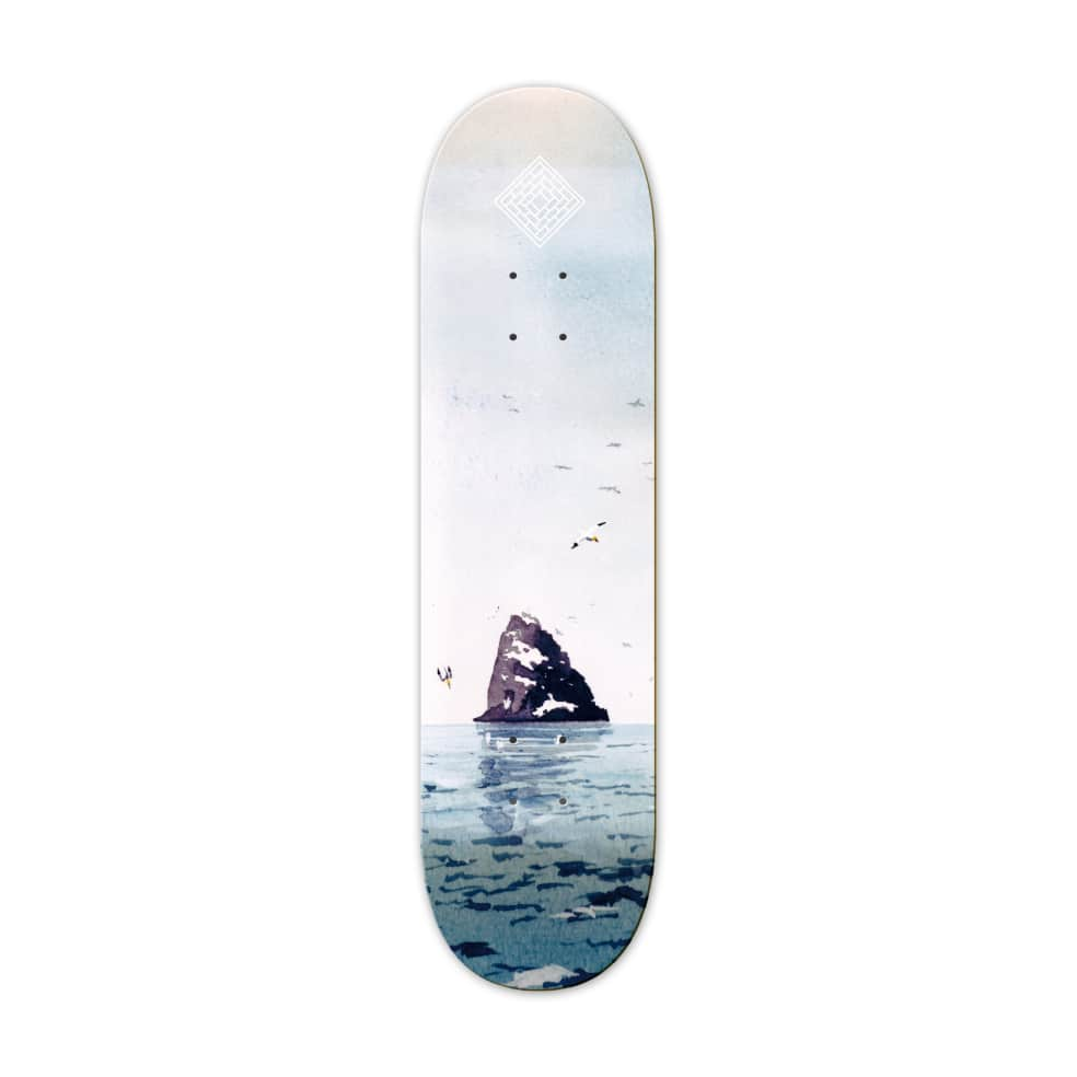 """BLACK ROCK - 8.125/8.5"""" 