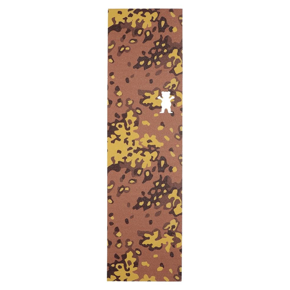 Grizzly Camo Griptape Sheet - Sand   Griptape by Grizzly Griptape 1