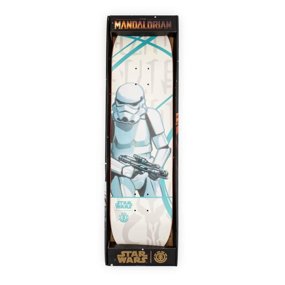 """Element X Star Wars Stormtrooper Deck - 8.25""""   Deck by Element 3"""