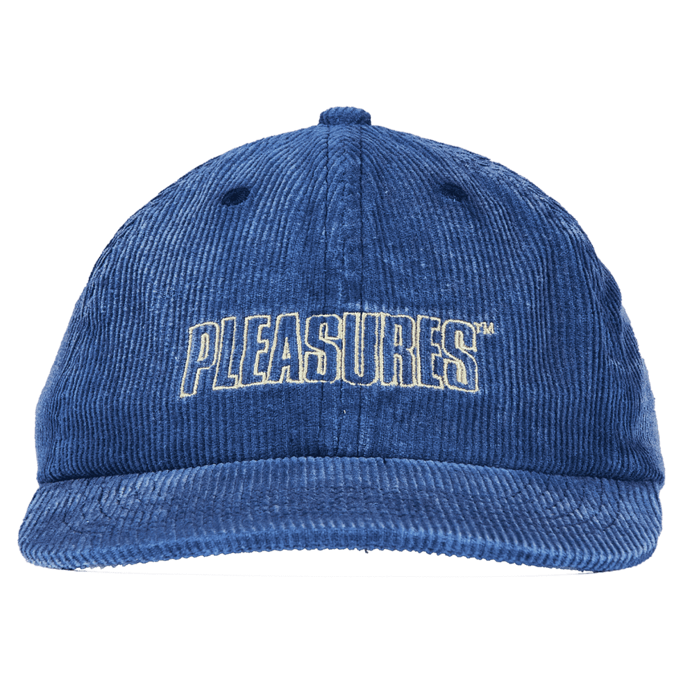 Pleasures - Impulse Corduroy Hat | Baseball Cap by Pleasures 1
