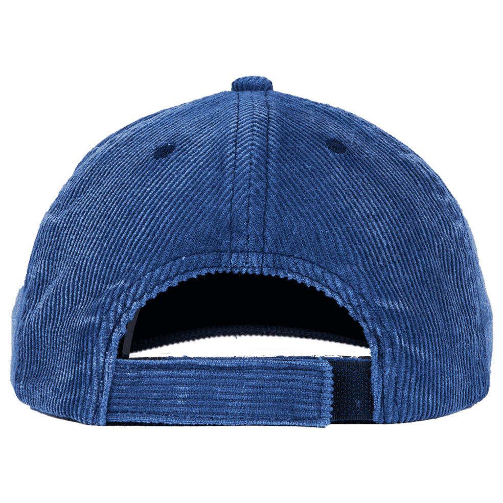 Pleasures - Impulse Corduroy Hat | Baseball Cap by Pleasures 3
