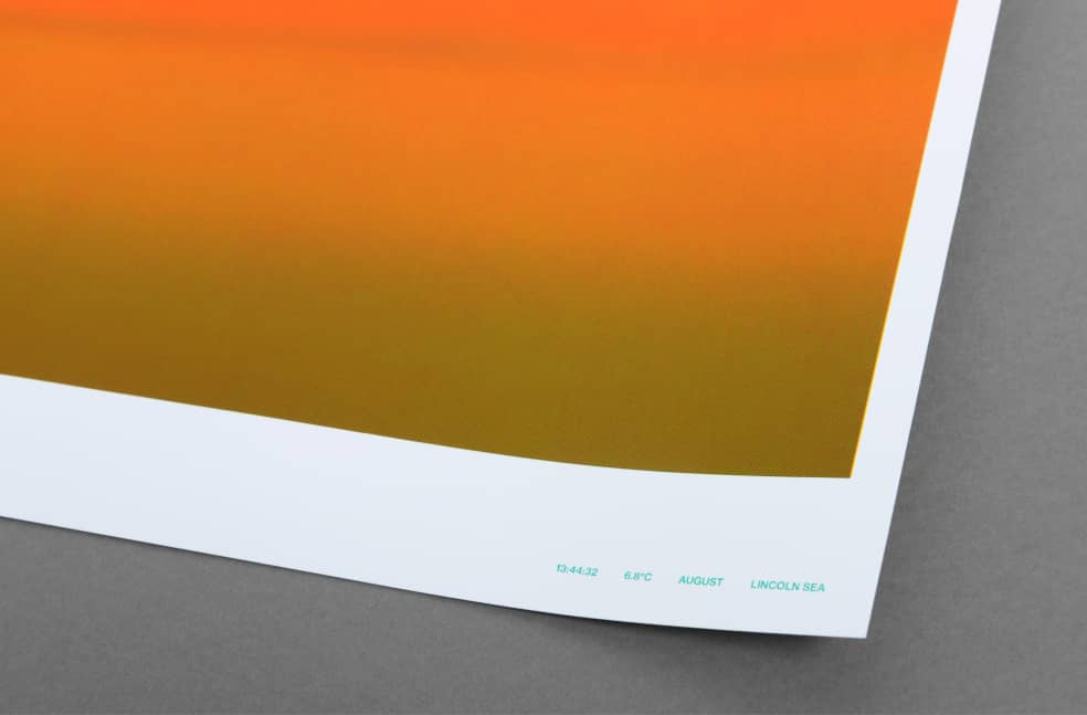 Paul Rousteau – Seascapes Silkscreen Editions | Book by Loose Joints 3