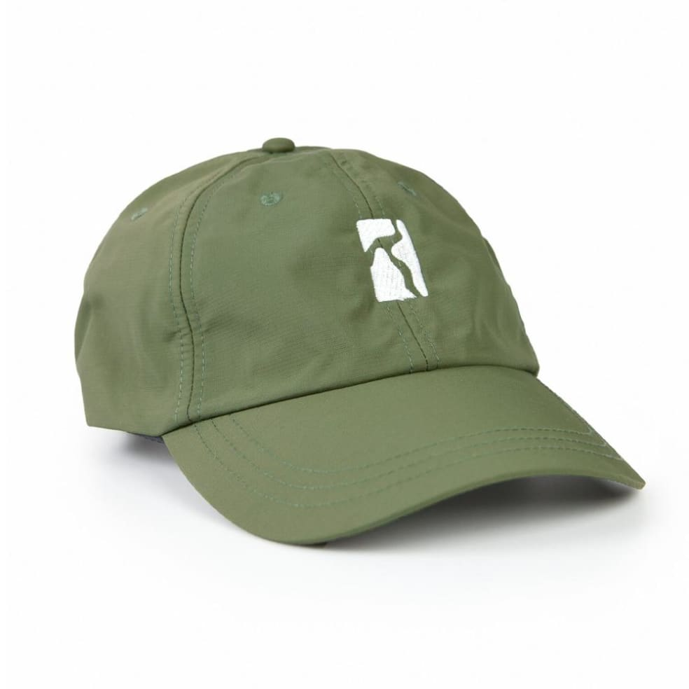 Poetic Collective Active Cap - Green   Baseball Cap by Poetic Collective 1