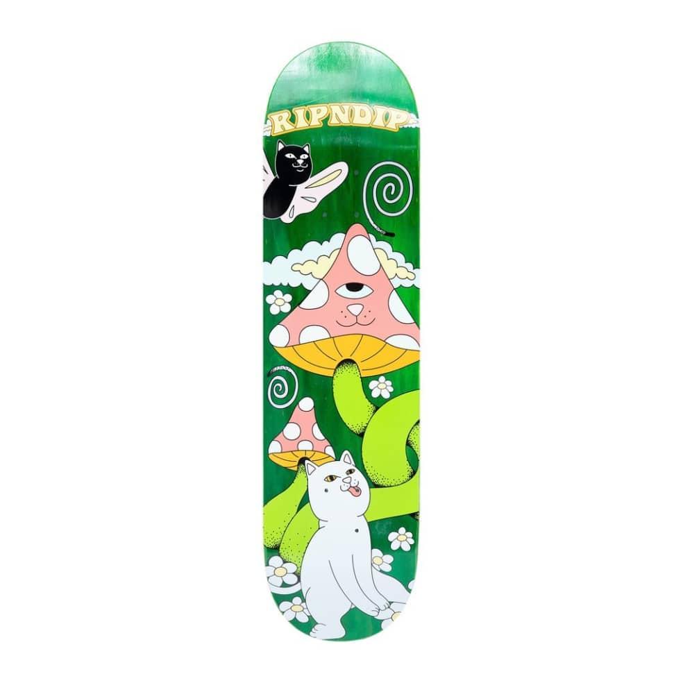 "Rip N Dip Cloud 69 Skateboard Deck - 8"" | Deck by Ripndip 1"