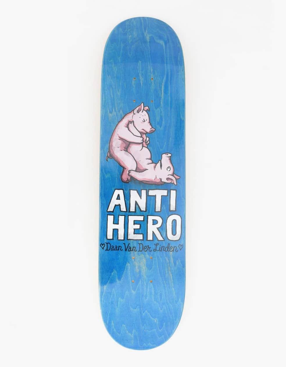 Anti Hero Daan Lovers Pro Deck - 8.06'' | Deck by Antihero Skateboards 1