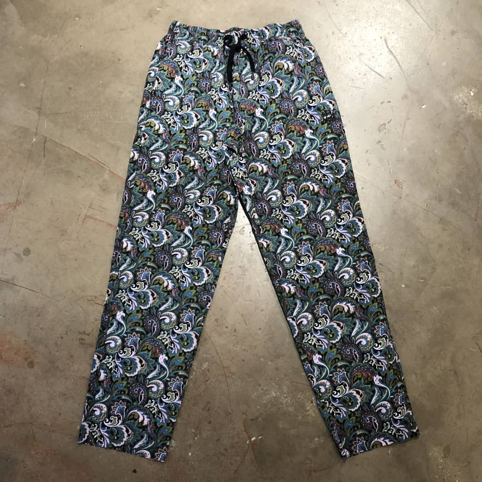 The Quite Life Paisley Beach Pant - Multi | Trousers by Bad Image 1