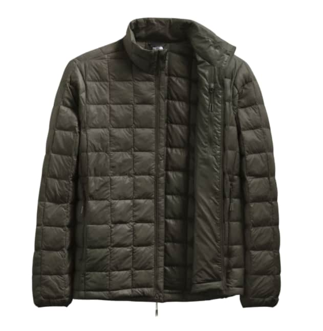 Thermoball Eco Jacket   Taupe Green   Jacket by The North Face 2
