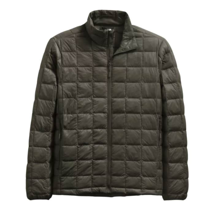 Thermoball Eco Jacket   Taupe Green   Jacket by The North Face 1