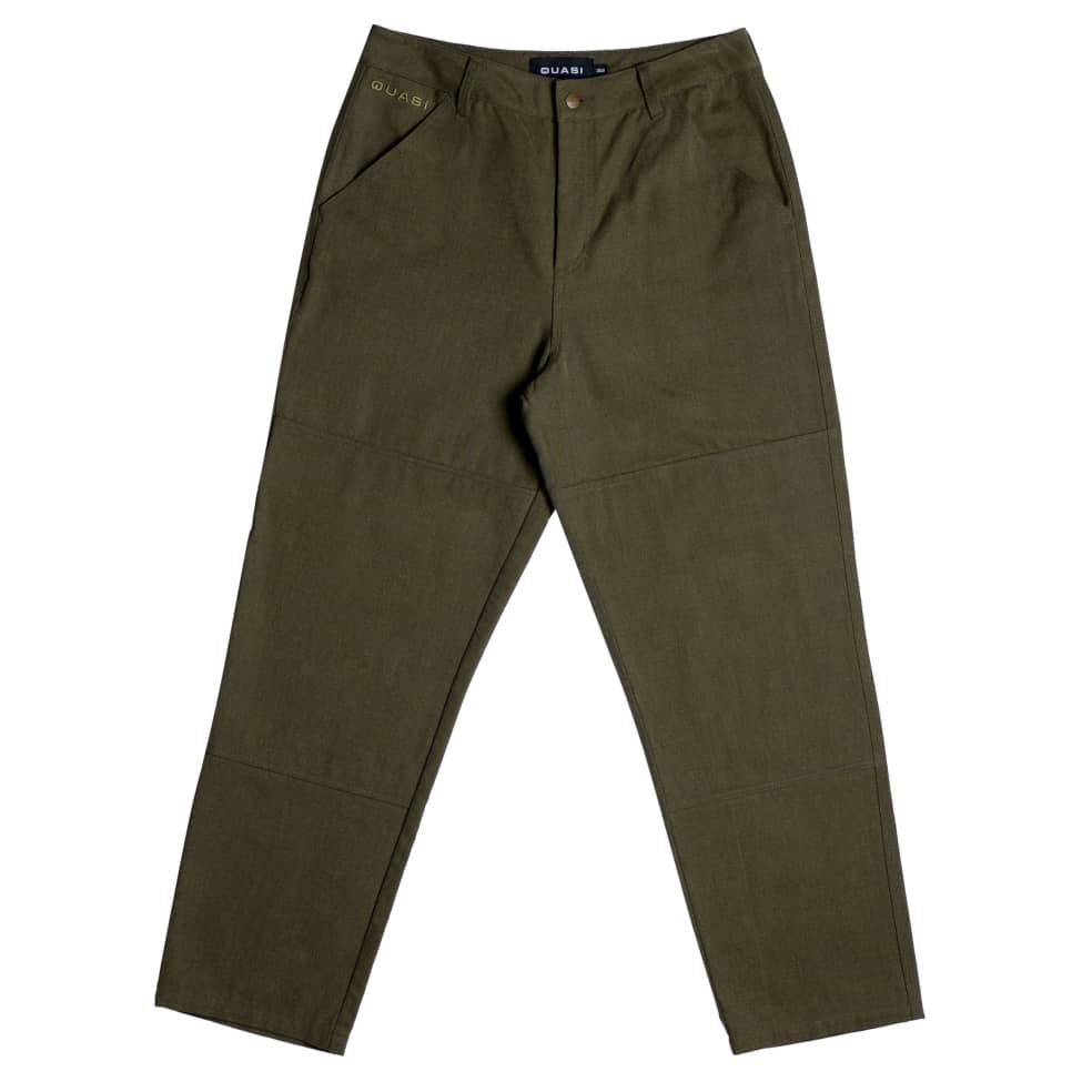 Utility Pant   Loden   Trousers by Quasi Skateboards 1