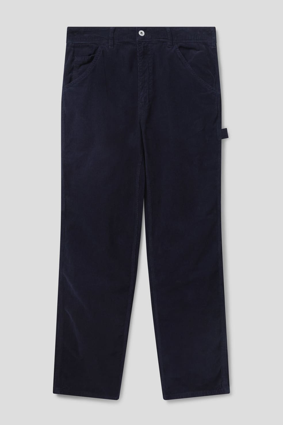 Stan Ray - 80's Painter Pant - Navy Cord | Trousers by Stan Ray 1