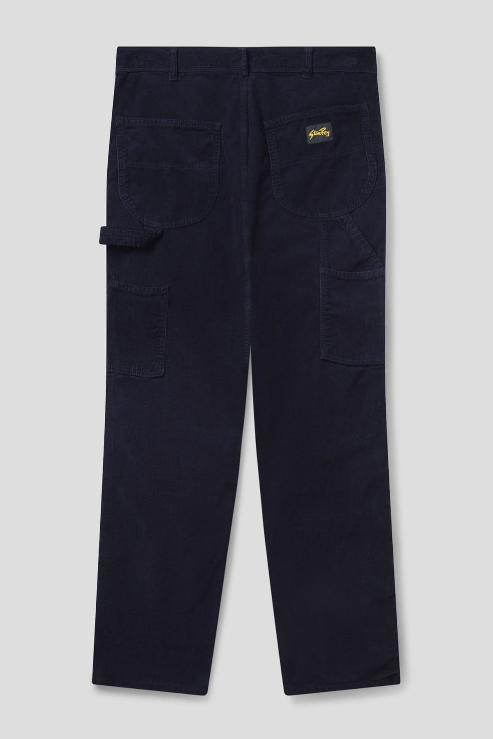 Stan Ray - 80's Painter Pant - Navy Cord | Trousers by Stan Ray 2
