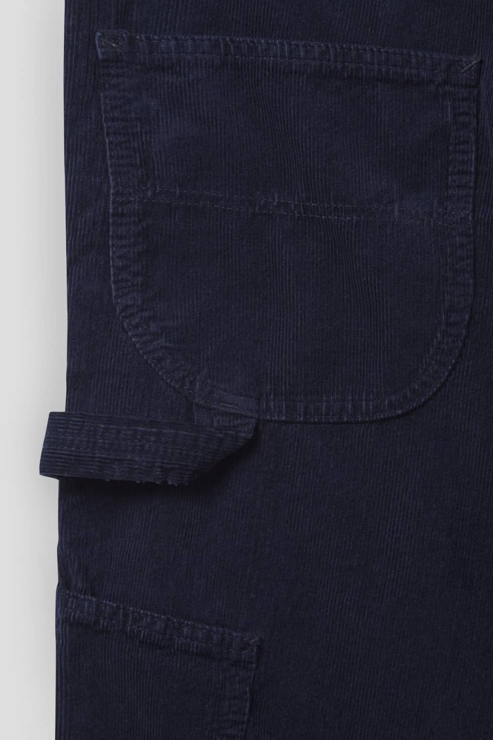 Stan Ray - 80's Painter Pant - Navy Cord | Trousers by Stan Ray 3