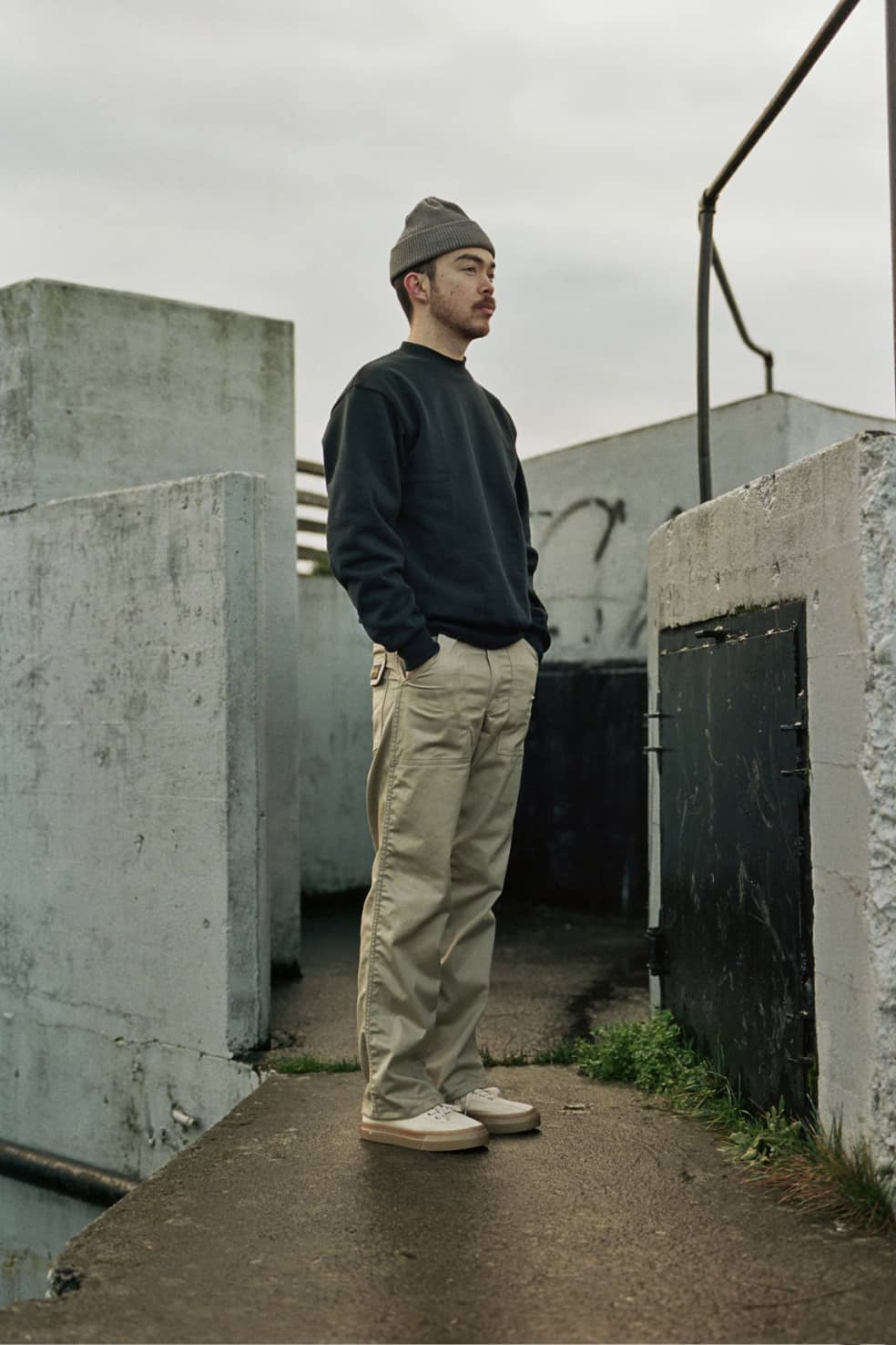 Original Fatigue Pant Khaki Twill | Trousers by Stan Ray 1