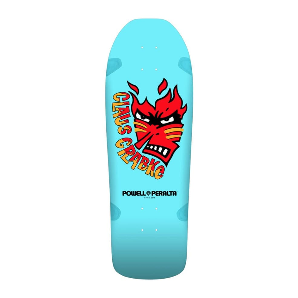 Claus Grabke - 10.25 | Deck by Powell Peralta 1