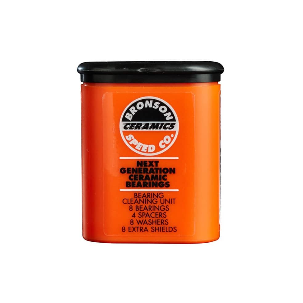 Ceramic Bearings And Cleaning Box | Bearings by Bronson Speed Co 1