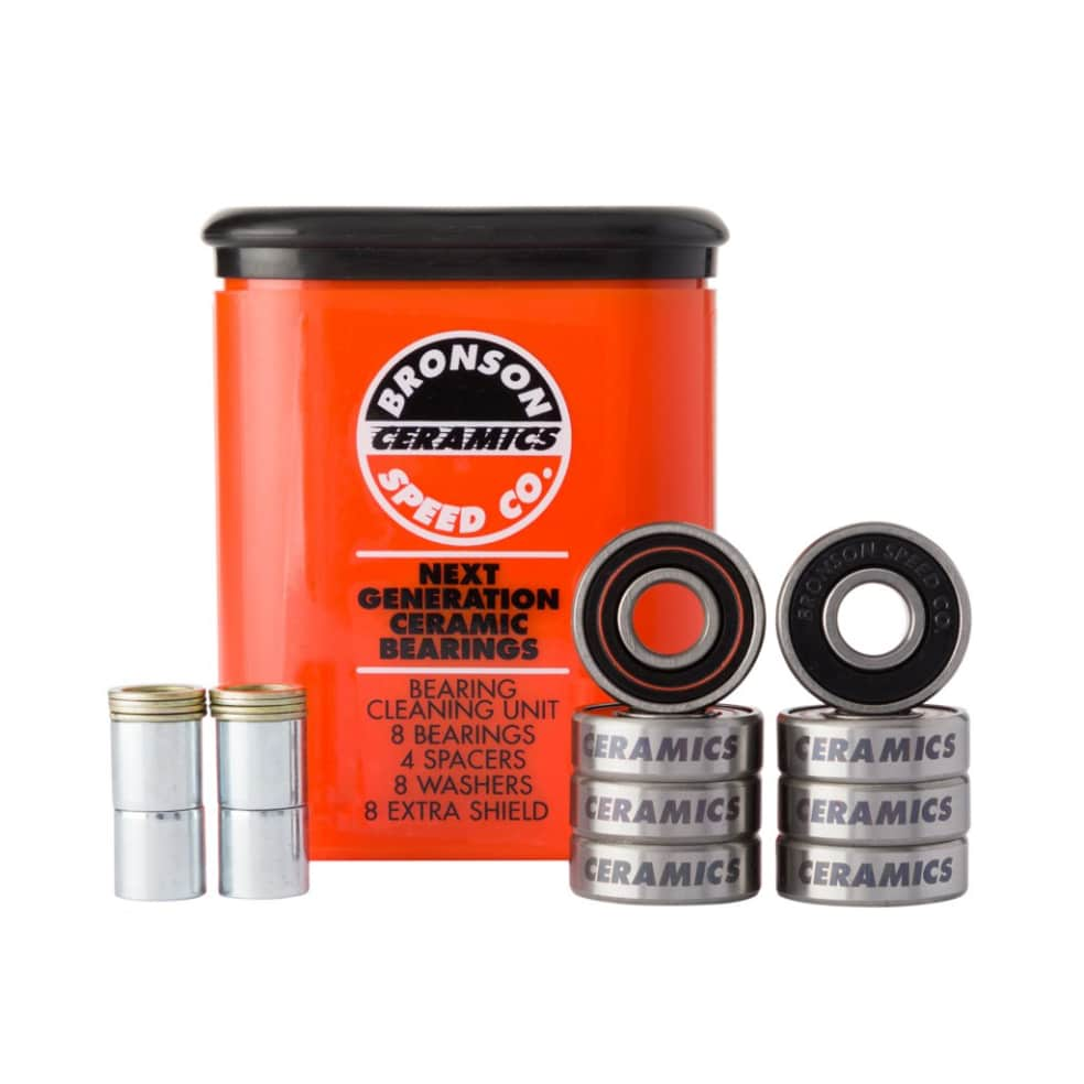 Ceramic Bearings And Cleaning Box | Bearings by Bronson Speed Co 3
