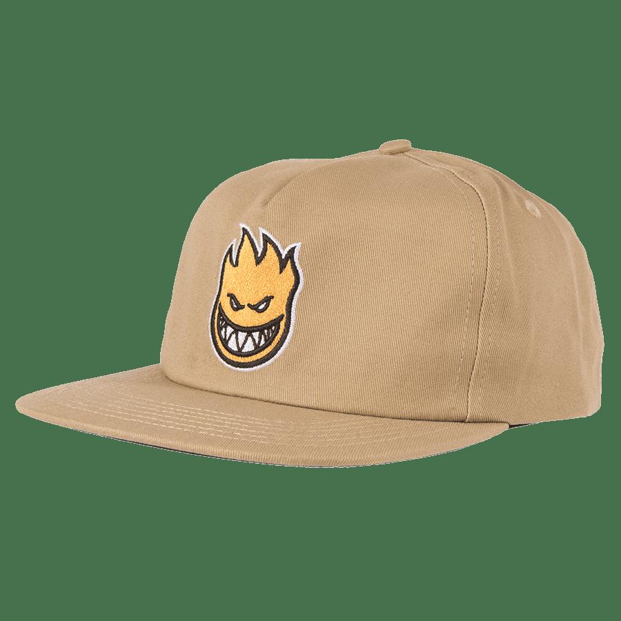 Spitfire Bighead Fill Hat (Tan) | Baseball Cap by Spitfire Wheels 1