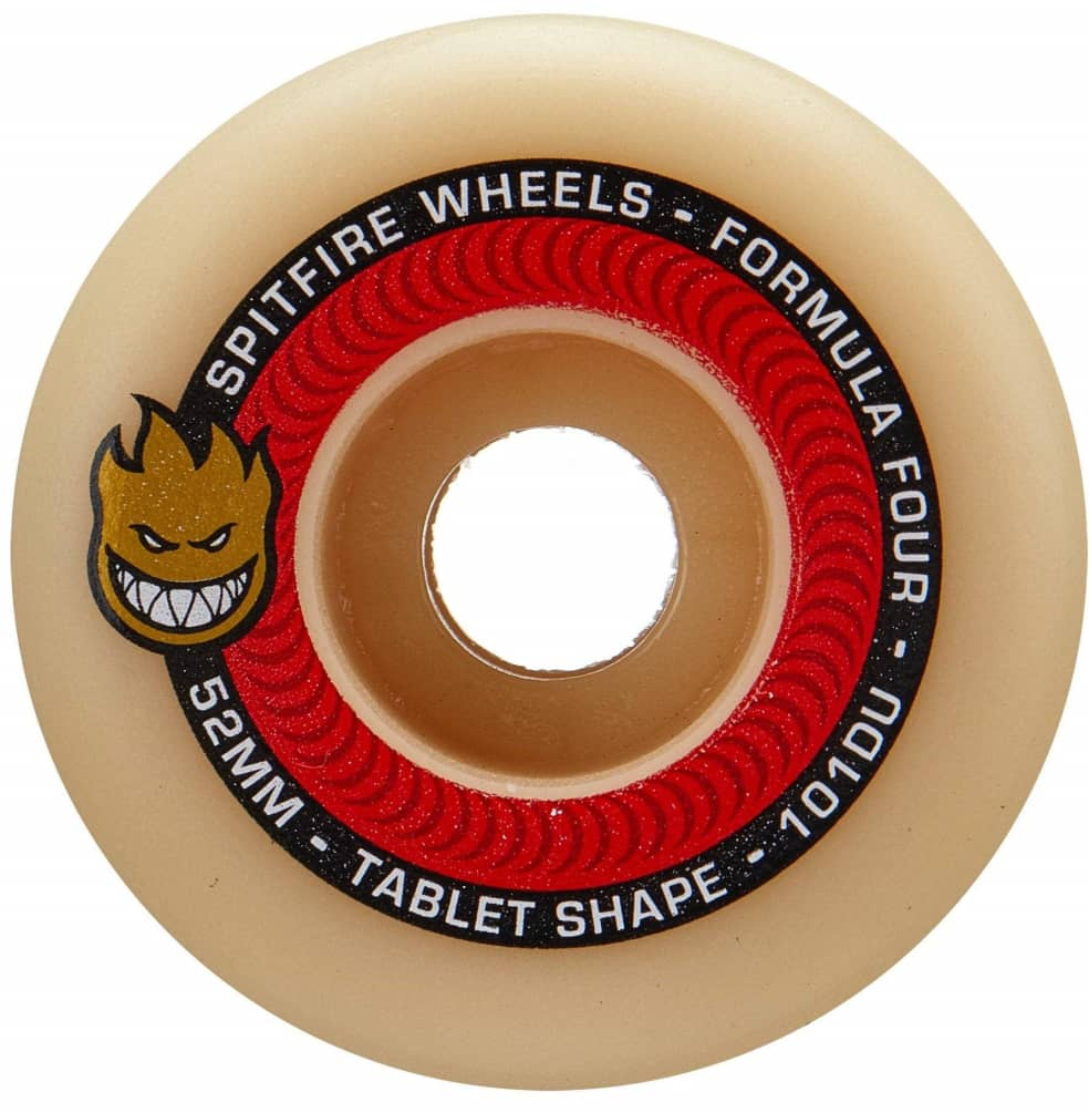 SPITFIRE - 52mm F4 Tablet 101a   Wheels by Spitfire Wheels 1