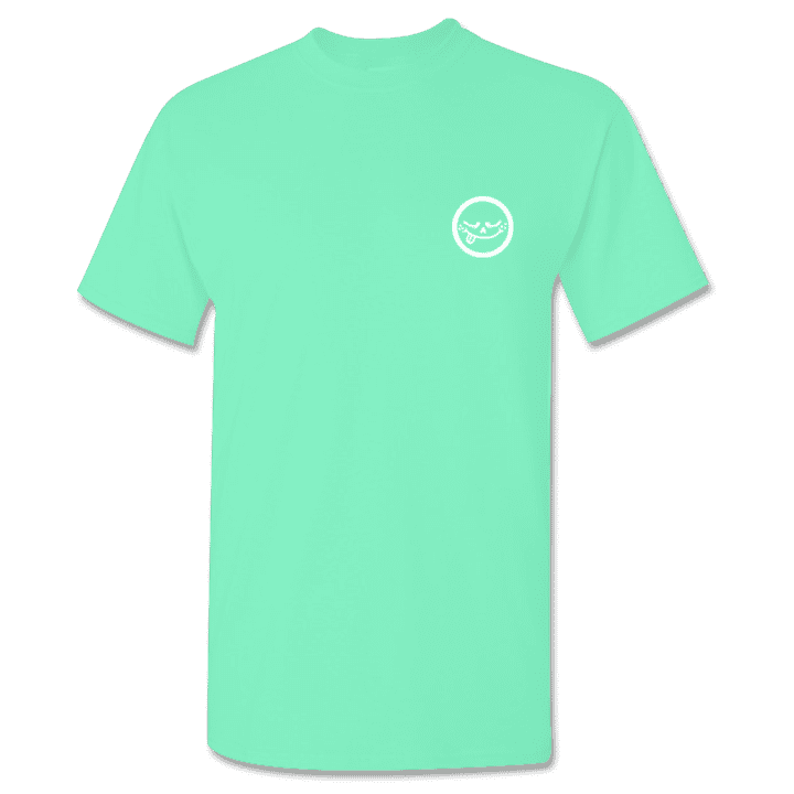 ROGER - Scorched Tee Mint   T-Shirt by Roger Skate Co. 2