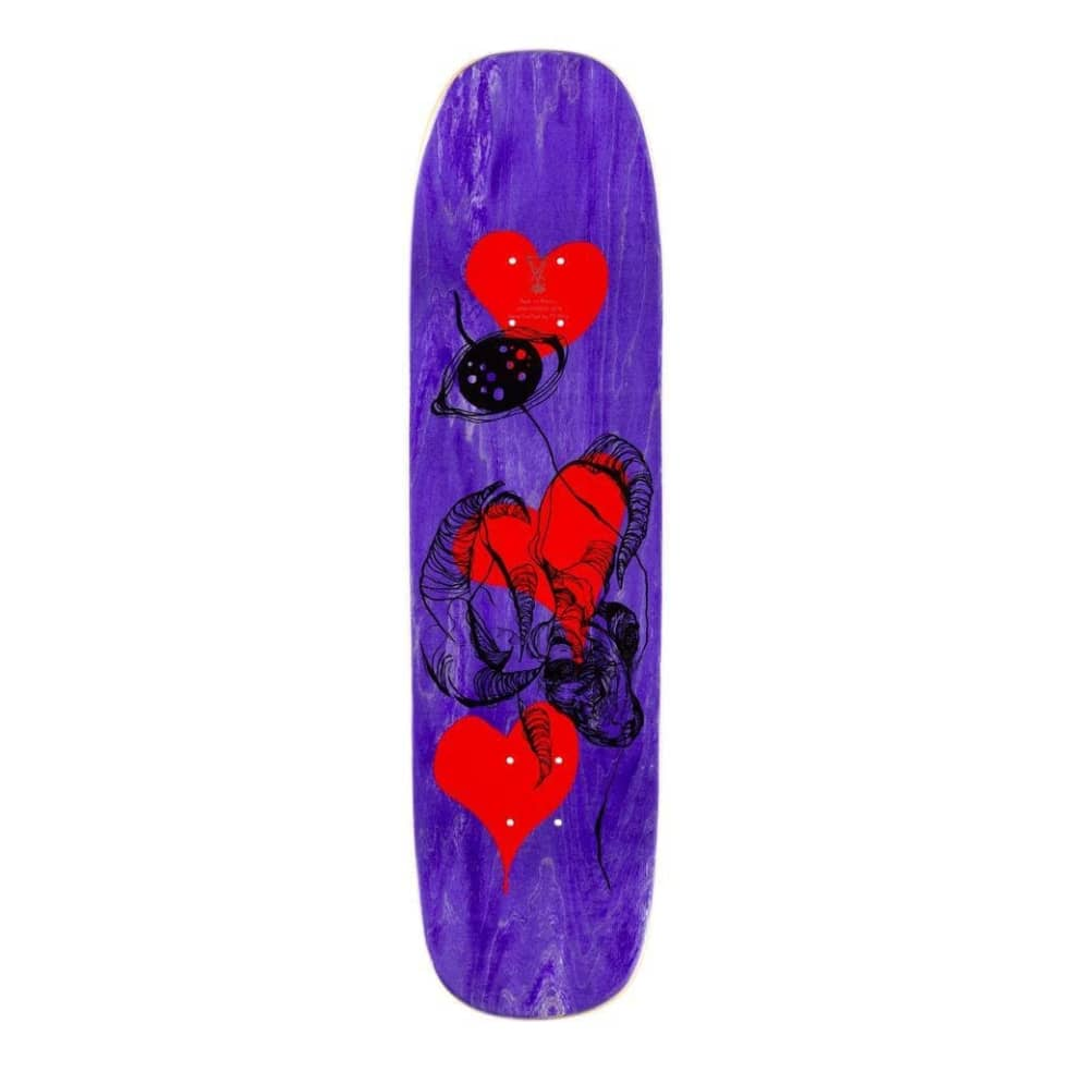 Welcome Bapholit Ryan Lay Pro Model on Stonecipher 8.6' | Deck by Welcome Skateboards 2