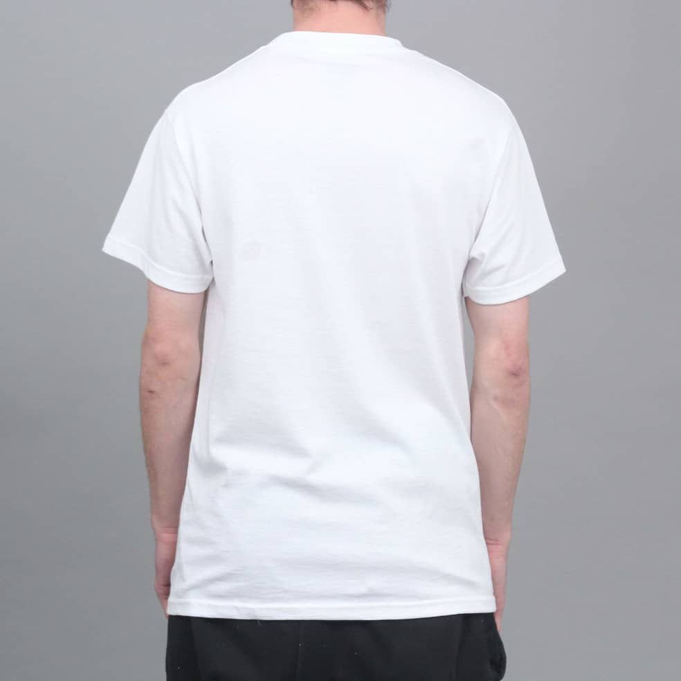 Shorty's Skate Icon T-Shirt White   T-Shirt by Shorty's 3