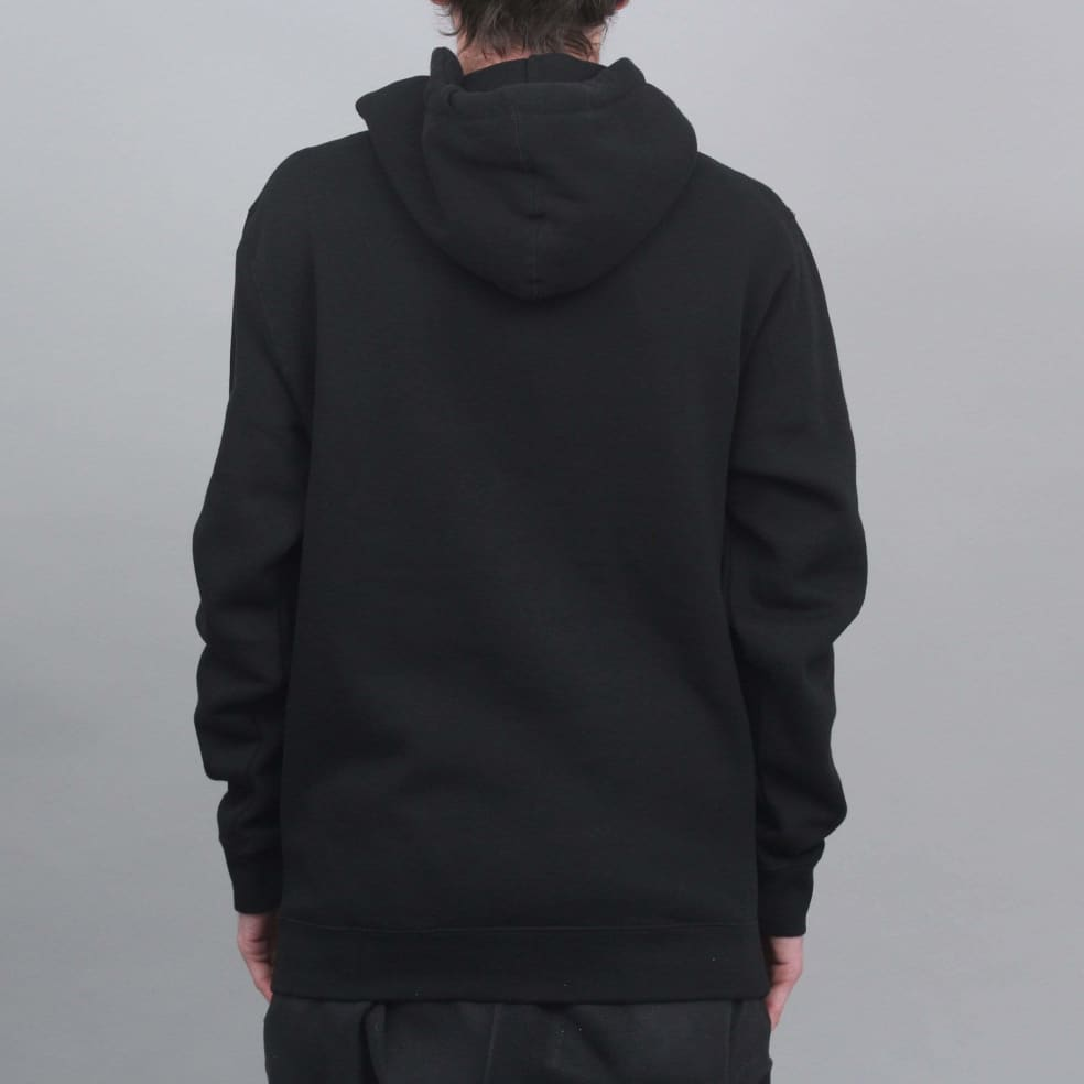 Shorty's Skate Icon Hood Black   Hoodie by Shorty's 3