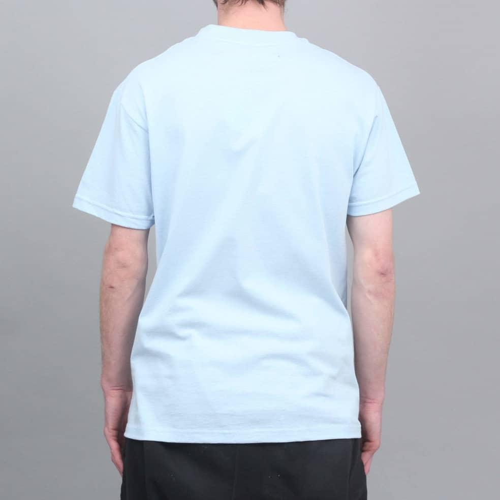Life Is Unfair Heartbreak T-Shirt Blue   T-Shirt by Life Is Unfair 3