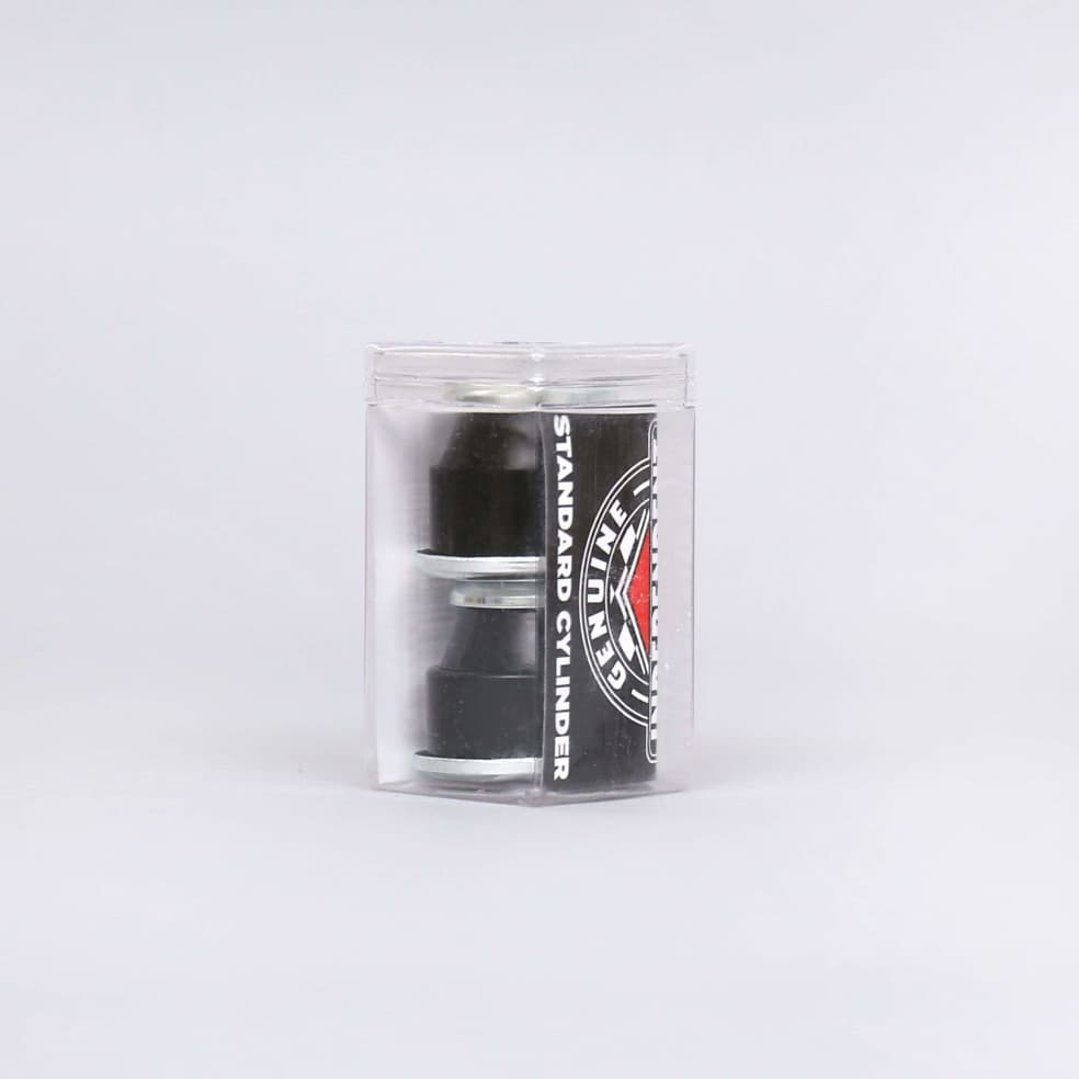 Independent 94A Standard Hard Cylinder Bushings Black | Bushings by Independent Trucks 1