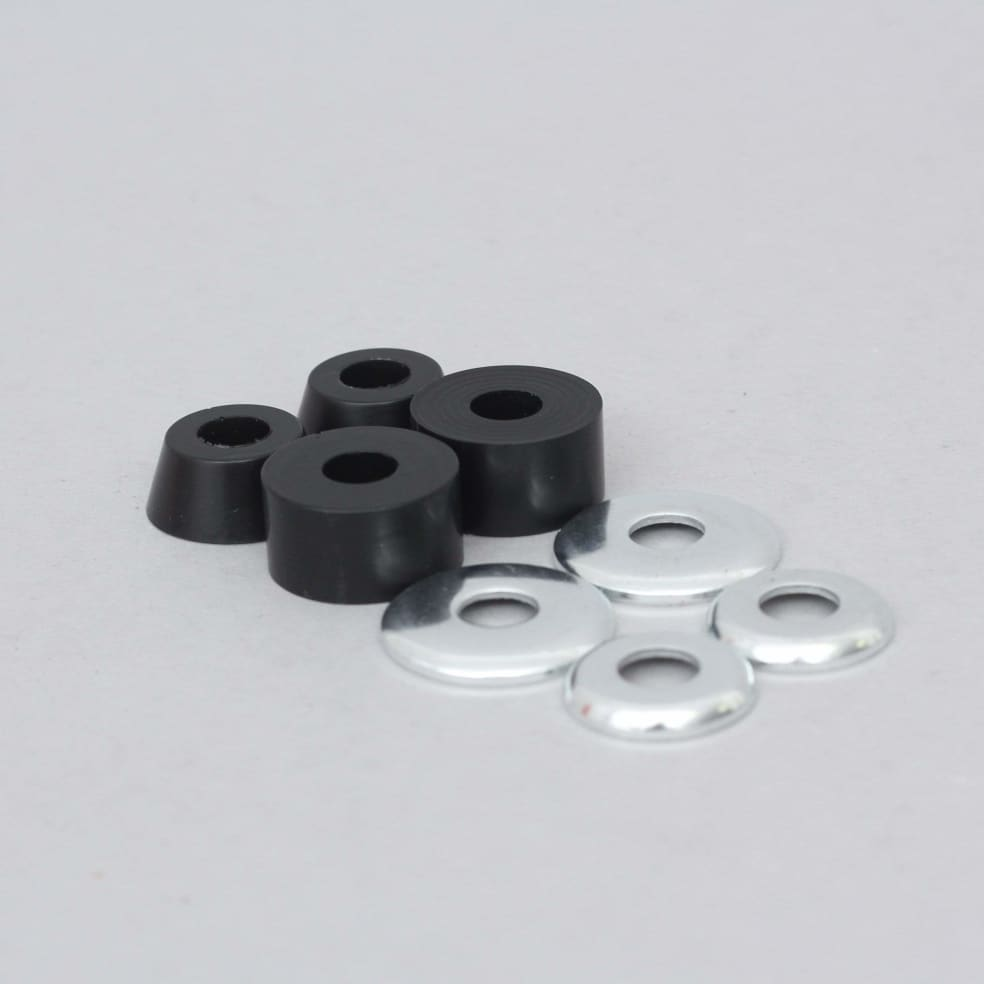 Independent 94A Standard Hard Cylinder Bushings Black | Bushings by Independent Trucks 2