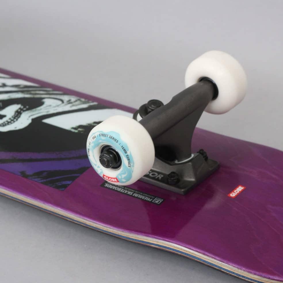 Globe 6.5 Mt Warning Micro Complete Skateboard Atmos | Complete Skateboard by Globe 2