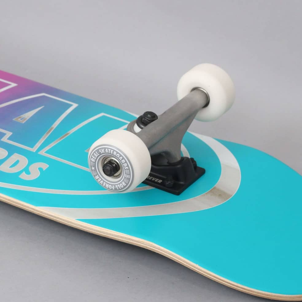 Real 8.25 Golden Oval Outline X-Large Complete Skateboard | Complete Skateboard by Real Skateboards 2
