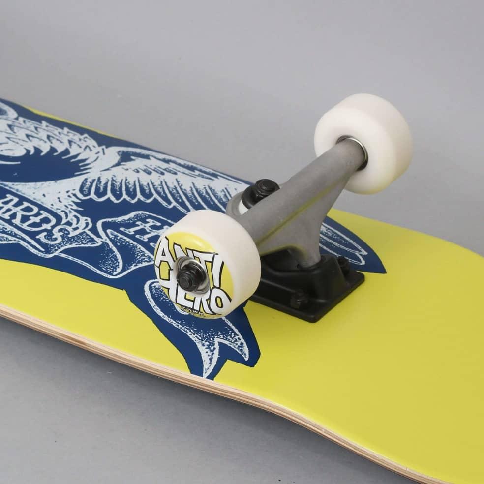 Anti Hero 7.5 Copier Eagle Small Complete Skateboard Yellow | Complete Skateboard by Antihero Skateboards 2