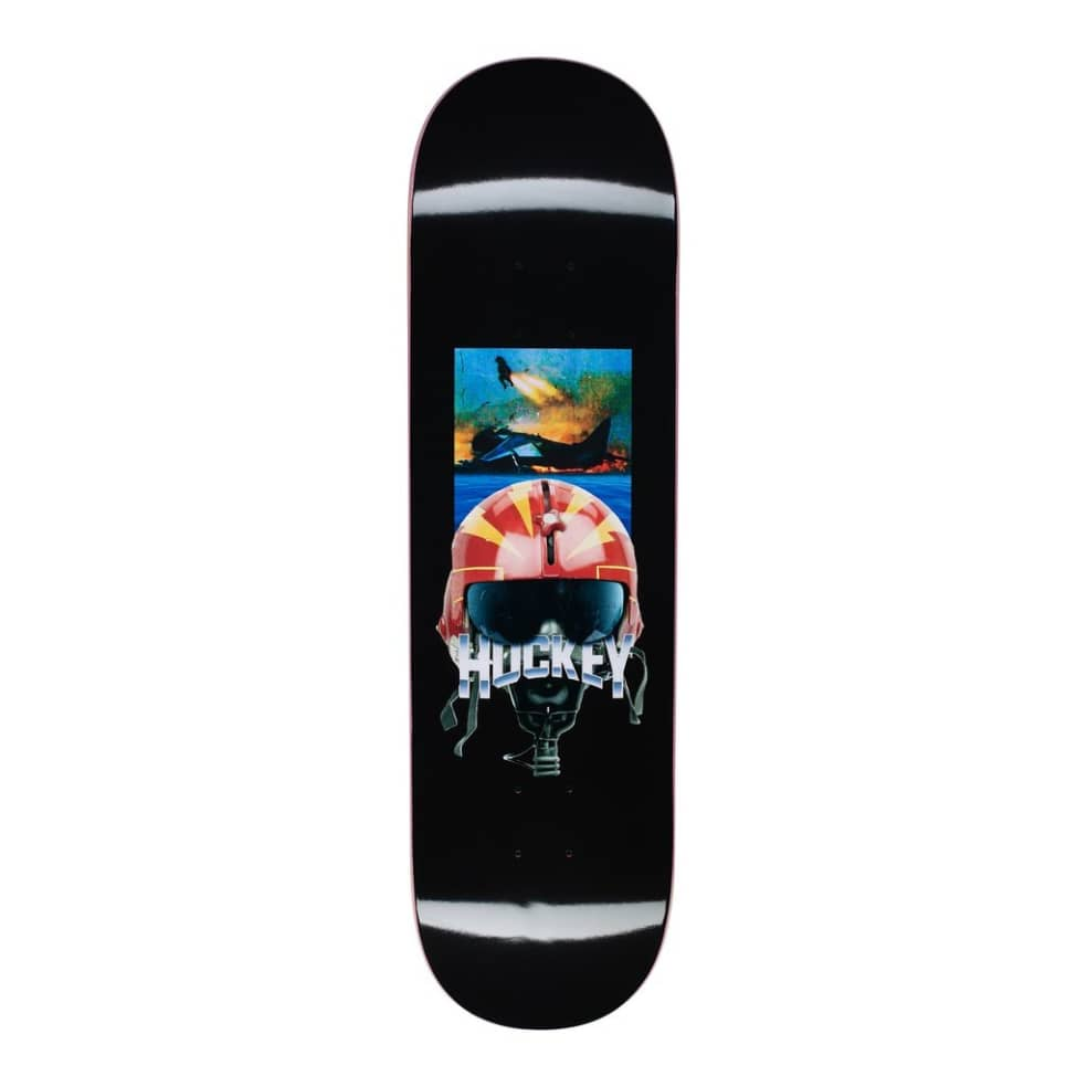 Hockey Andrew Allen Eject Deck - Assorted Sizes | Deck by Hockey Skateboards 1